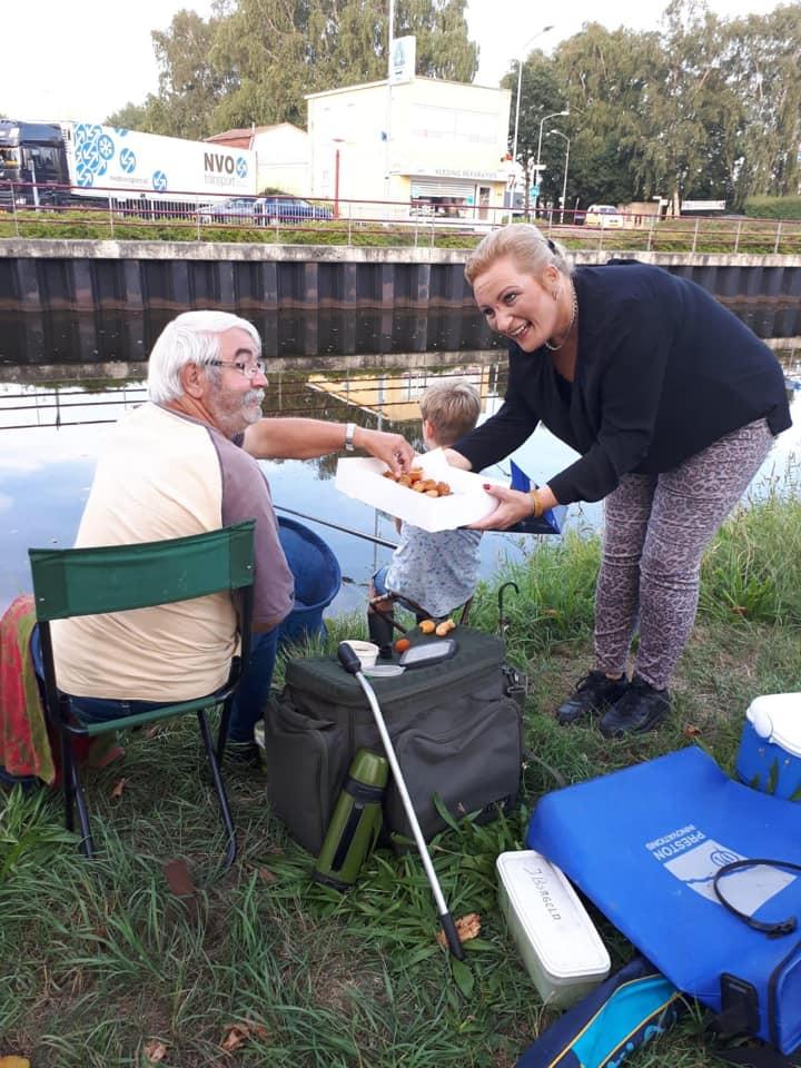 Viswedstrijd voor herhaling vatbaar