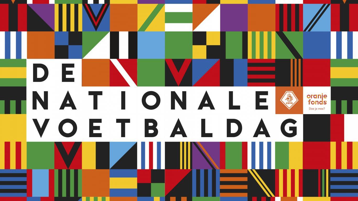 Nationale voetbaldag geslaagd