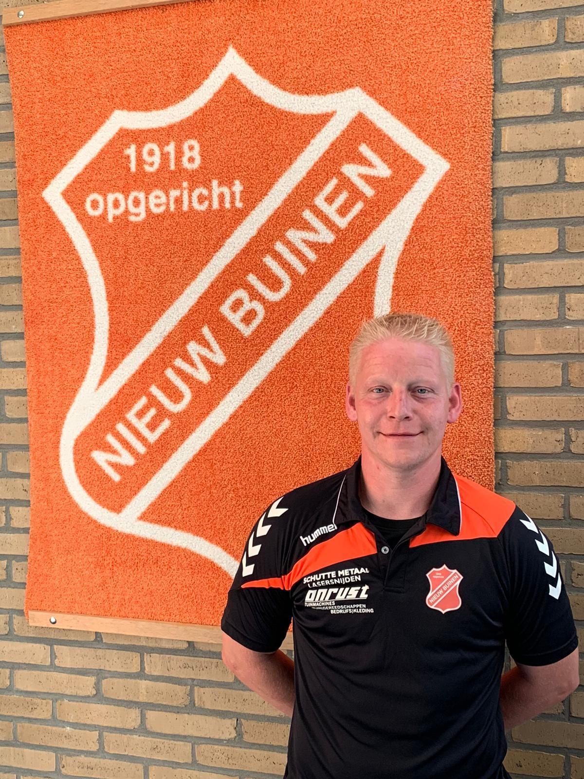 Even voorstellen: Rolf Beekman (nieuwe jeugdvoorzitter)